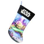 Star Wars - Chaussette de Noël Yoda