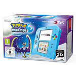 Nintendo 2DS Bleu + Pokémon Lune