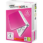 Nintendo New 3DS XL (rose / blanc)