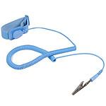 StarTech.com Bracelet antistatique avec câble de mise à la terre et protection contre surtensions