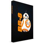 Cuaderno de Star Wars Episodio VII Cuaderno de sonido y luz BB-8