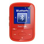 SanDisk Clip Sport Plus Rojo