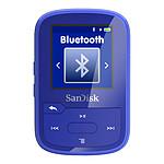 SanDisk Clip Sport Plus Bleu