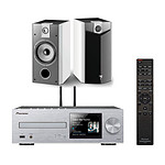 Pioneer XC-HM86D Argent + Focal Chorus 706 V White Style