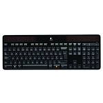 Logitech Wireless Solar Keyboard K750 (Noir)
