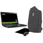 MSI WS72 6QJ-029FR + Workstation Travel Pack OFFERT !*