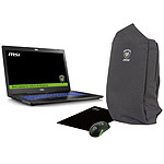 MSI WS72 6QI-030FR + Workstation Travel Pack OFFERT !*