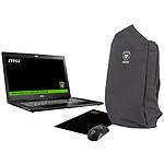 MSI WS72 6QH-031FR + Workstation Travel Pack OFFERT !*