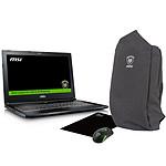MSI WS60 6QH-432FR + Workstation Travel Pack OFFERT !*
