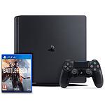 Sony PlayStation 4 Slim (500 Go) + Battlefield 1