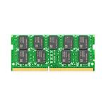 Synology 16 GB (1 x 16 GB) DDR4 ECC sin búfer SO-DIMM 2666 MHz (D4ECSO-2666-16G)