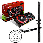 MSI GeForce GTX 1080 GAMING X 8G + TILTeek FixCard