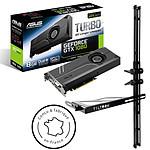 ASUS GeForce GTX 1080 TURBO-GTX1080-8G + TILTeek FixCard