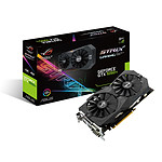ASUS GeForce GTX 1050 Ti - ROG STRIX-GTX1050TI-O4G-GAMING