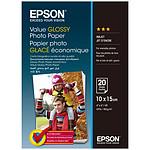 Epson Value Glossy 10x15 cm (C13S400037)