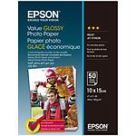 Epson Value Glossy 10x15 cm (C13S400038)