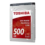 Toshiba L200 Slim Mobile 500 Go
