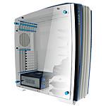 IN WIN H-Frame 2.0 - Edition limitée Blanc/Bleu