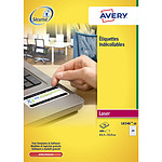 Avery Etiquetas antirobo 33,9 x 63,5 mm x 480
