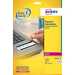 Avery Etiquettes anti-effraction 45.7 x 25.4 mm x 800