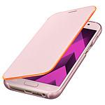 Samsung Flip Cover Neon Rosado Samsung Galaxy A3 2017