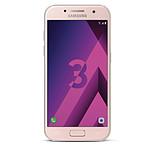 Samsung Galaxy A3 2017 Rose - Reconditionné