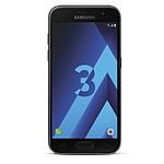 Samsung Galaxy A3 2017 Noir - Reconditionné