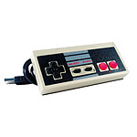 Mando USB para retrogaming (Nintendo NES)