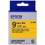 Epson LK-3YBP negro/amarillo