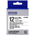 Epson LK-4WBB noir/blanc