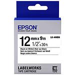 Epson LK-4WBN blanco/negro