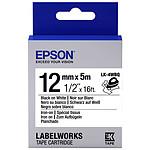 Epson LK-4WBQ blanco/negro