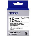 Epson LK-6WB2 blanco/negro