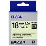 Epson LK-5ZBU noir/phosphorescent
