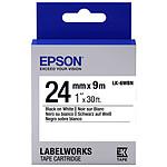 Epson LK-6WBN noir/blanc