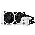 Deep Cool Gamer Storm Captain 240EX V2 (blanco)