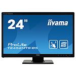"iiyama 24"" LED Tactile - ProLite T2452MTS-B5"