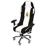 Subsonic Football Gaming Chair - Real Madrid