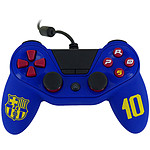 Subsonic Pro5 Manette PS4 - FC Barcelone