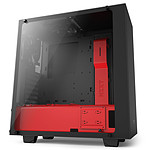 NZXT S340 Elite (Noir/Rouge)