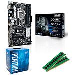 Kit Upgrade PC Pentium G4400 ASUS PRIME Z270-P 8 Go