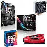 Kit Upgrade PC Core i7K ASUS STRIX Z270E GAMING 16 Go