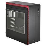 Lian Li PC-J60WRX (negro/rojo)