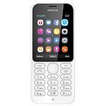 Nokia 222 Dual SIM Blanc