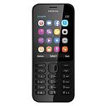 Nokia 222 Dual SIM Noir