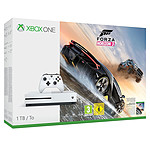 Microsoft Xbox One S (1 To) + Forza Horizon 3