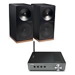 Yamaha MusicCast WXA-50 + Tangent Spectrum X5 Noir
