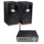 Yamaha MusicCast WXA-50 + Tangent Spectrum X4 Noir