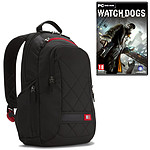 Case Logic DLBP-114 + Watch_Dogs (PC) OFFERT !