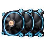 Thermaltake Riing 12 Bleu x3